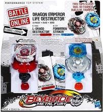 Beyblade Dragon Emperor Life Destructor - Hasbro