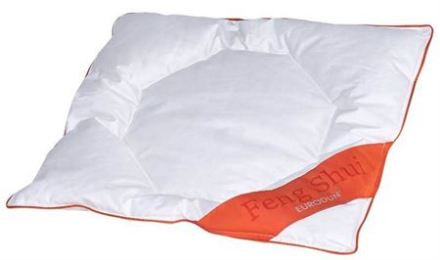 Økologisk - Babypude med gåsedun - 40x45cm - Økologisk pude - dynezonen