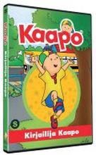 Kaapo 6 - Kirjailija Kaapo