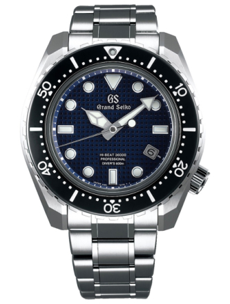 GRAND SEIKO Mechanical Hi-Beat 600m Diver Limited XL SBGH257G