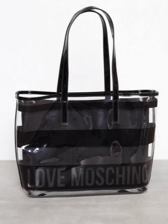 Håndvesker - Svart Love Moschino Handväska