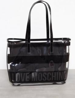 Love Moschino Handväska Handväskor Svart