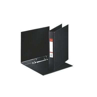 ESSELTE Rengaskansio Esselte FSC® A5 2RR/25 musta