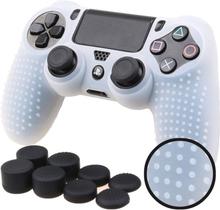 Playstation 4 / Ps4 / Ps4 Pro håndkontrol skal være silikone tommelfingerhåndta