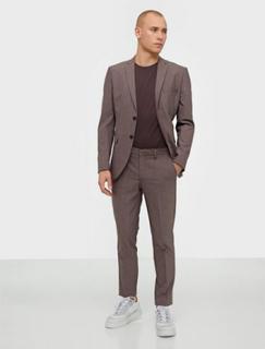 Selected Homme Slhslim-Mylologan Red Blazere & jakkesæt