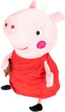 Gurli gris bamse - 50 cm høj - Peppa pig tøjdyr. Blød og dejlig at kramme