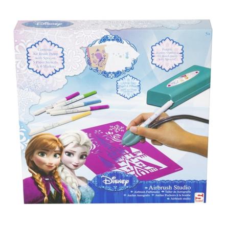 Disney FrozenAir Brush Studio