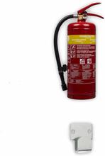 Smartwares Skumsläckare 3 L klass AB stål FEX-15230