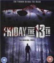 Friday the 13th (Blu-ray) (Tuonti Suom.Teksti)