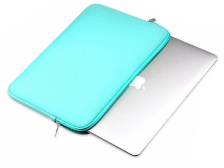 "Etui Futerał Neopren do laptopów 13.3 - 14"" Macbook Air / Pro Różowe"