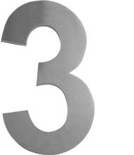 Berglund Siffra 3 Rostfri