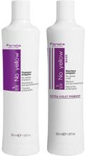 Fanola No Yellow Set 1 (Shampoo 350 ml + Mask 350 ml)
