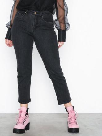 Only onlFIONA Mid Ank Cigarette Jeans Bj