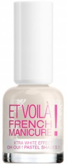 Miss Sporty Et Voila! French Manicure Xtra White Effect 8 ml