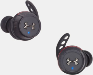UA True Wireless Flash Headphones