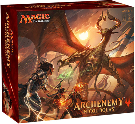 Magic Archenemy Nicol Bolas
