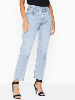 Levis 501 Crop Montgomery Baked Straight fit