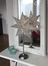 Star Trading Stjärna På Fot Antique-Silver