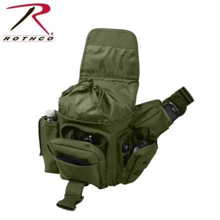 Advanced Tactical Bag Polyester - Olive Drab