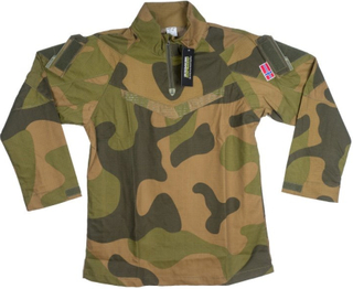 GO! Tactical Pullover - Norsk Camo