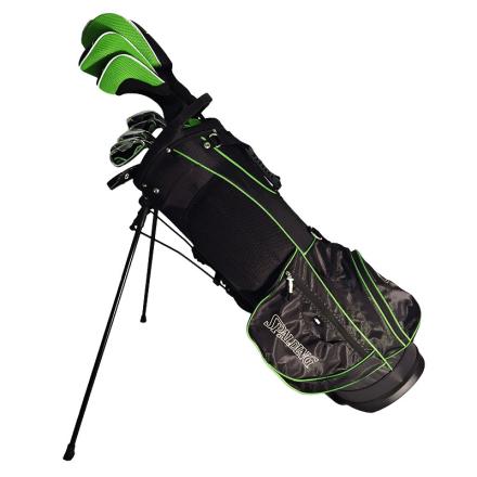 Spalding Elite Men Full Golf Set Graphite/Steel -Right