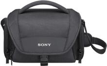 Sony Bag LCSU21B.SYH Svart
