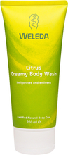 Weleda Citrus Creamy Body Wash, 200 ml Weleda Duschcreme
