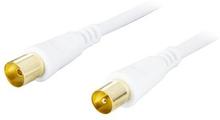 DELTACO DELTACO antennkabel 100Hz 2m, ferritkärnor 7340004617884 Replace: N/ADELTACO DELTACO antennkabel 100Hz 2m, ferritkärnor