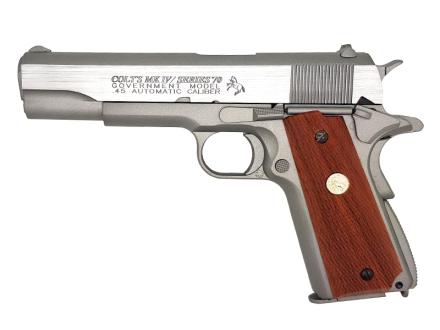 Colt M1911 MKIV Series 70 - Co2 drevet Softgun med Blowback