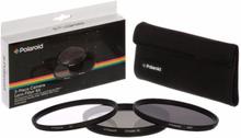 Polaroid Filter Kit UV MC, CPL, ND9 55MM