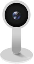 Sikkerthjem inomhus HD WiFi SmartCam till S6evo larmsystem