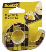 Tweezijdig tape Scotch 665 6 m x 12 mm 7055160003432 Replace: N/A
