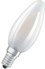 Osram Parathom Retro LED Kron3,3W/827 (25W) E14 dimbar - Matt
