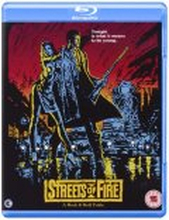 Streets of Fire (Blu-ray) (Tuonti)
