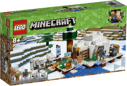 LEGO® MINECRAFT 21142 LEGO dele 278 - Conrad