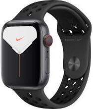 Apple Watch Series 5 Nike (GPS + Cellular) 44mm Sort Sport Band Sort