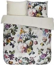 Essenza Sengesæt - 140x220 cm - Essenza Fleur Ecru - sengetøj