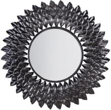 Spegel 70 cm silver LARRAU