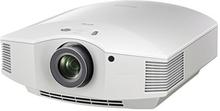 Sony Vpl-HW65ES/W Full-Hd 1920x1080 - Sxrd, 1800 Ansi, 21dB (eco), 9kg, 3D-ready, Vit