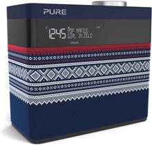 PURE FM/DAB/DAB+ MARIUS Pop Maxi Bluetooth Marineblå