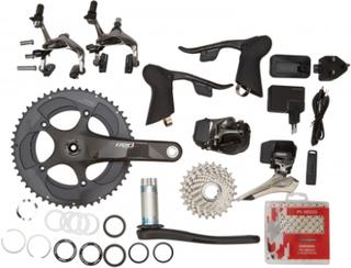 Sram Red eTAP - Komplet geargruppe - 22 elektroniske gear - BB30