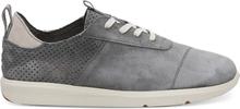 TOMS Schuhe Shade Suede Cabrillo Sneaker Für Herren - Größe 44.5