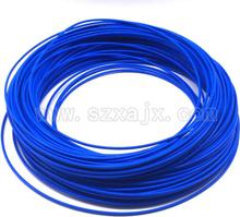 1 meter RG405 RF Coaxial Cable Connector Semi-rigid Blue skin RG-405 Coax Pigtail fast ship