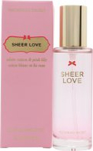 Victorias Secret Sheer Love Eau de Toilette 30ml Suihke