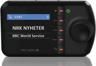 TINY AUDIO C5 DAB/DAB+ bil-adapter