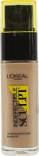 Loreal Infallible Sculpt Indefectible Liquid Foundation 29ml - Medium/ Dark
