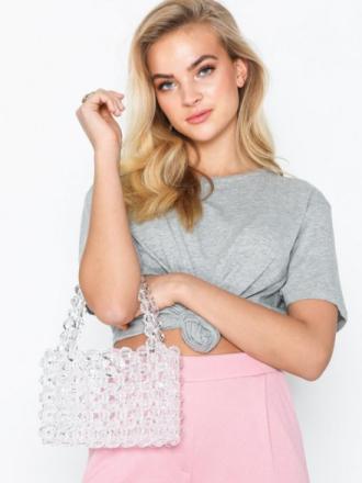 NLY Accessories Fancy Pearl Bag Handväskor