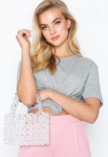NLY Accessories Fancy Pearl Bag