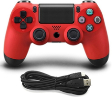Dualshock 4 ohjain Sony Playstation 4 - Kaapeli kytketty