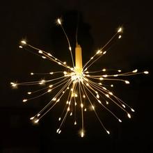 LED Fyrværkeri med Fjernkontrol